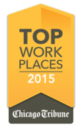 Chicago top 100 workplaces 2015