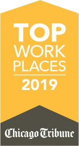 """Top Workplaces 2019 - Chicago Tribune"""